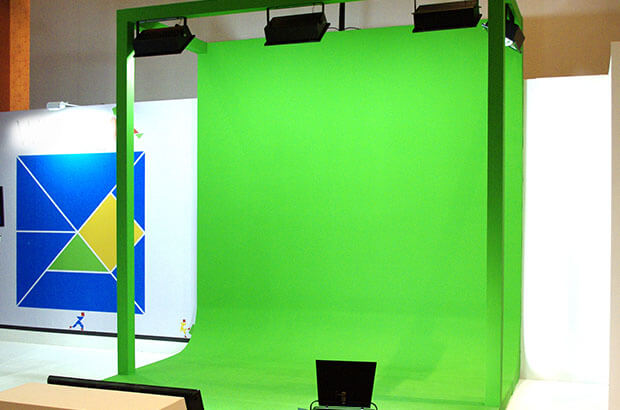 Rent Green Screen Photography