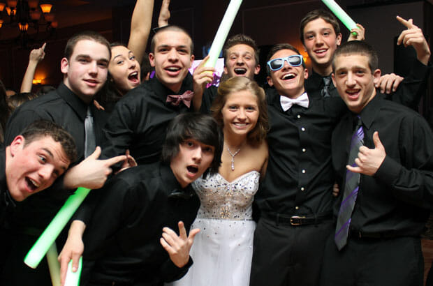 sweet 16 dj nj - sweet sixteen party picture