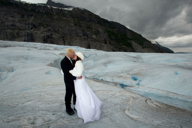 glacier-wedding
