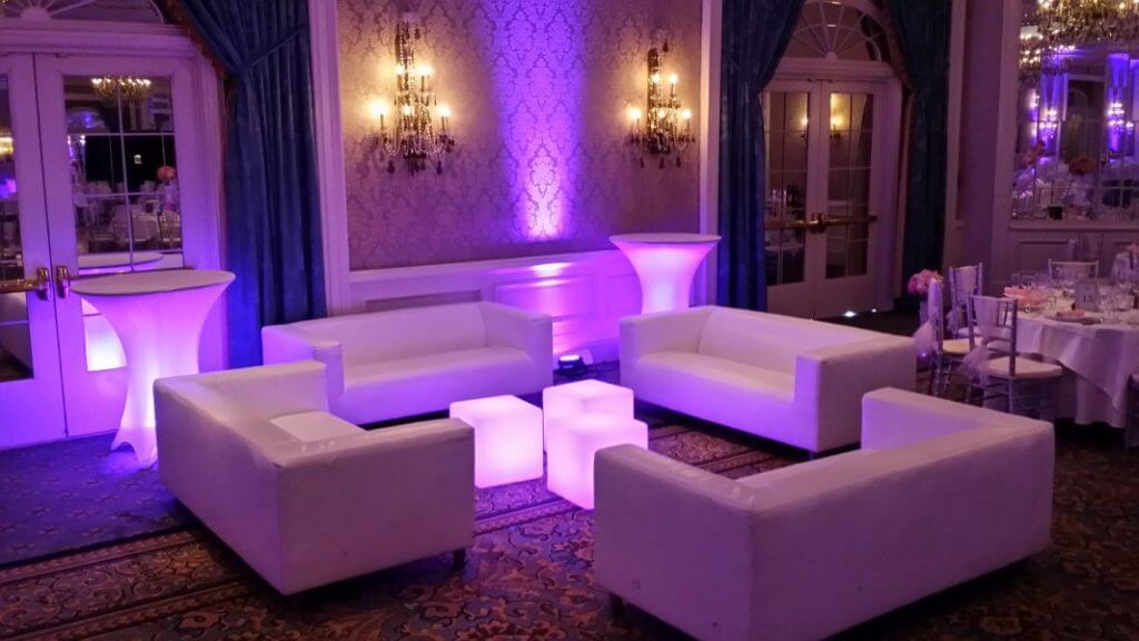 lounge setups for wedding