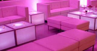 lounge setup rentals
