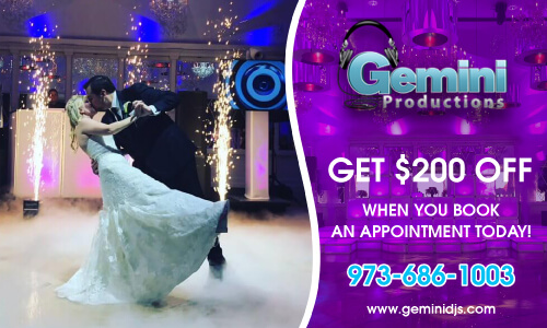 gemini djs $200 off